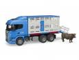 Nákladné auto SCANIA - prepravník pre zvieratá