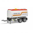 Príves pre nákladné autá - cisterna