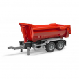 Príves pre nákladné autá - sklápací