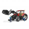Traktor CASE IH Optum + čelný nakladač
