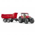 Traktor CASE IH Optum + voz KRAMPE