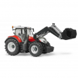 Traktor STEYR 6300 Terrus + čelný nakladač