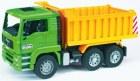 Sklápacie nákladné auto MAN