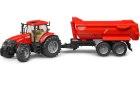 Traktor Case IH Puma CVX 230 s prívesom