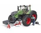 Traktor Fendt 1050 Vario + figúrka mechanika
