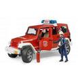 Jeep Wrangler - požiarny s figúrkou